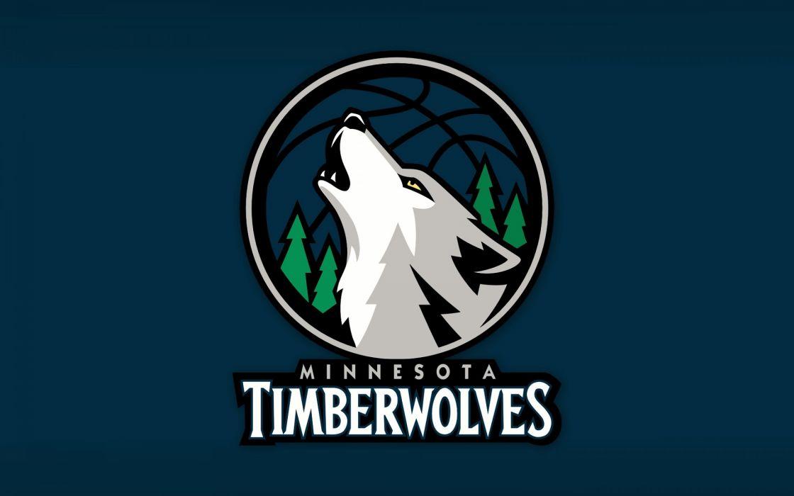MINNESOTA TIMBERWOLVES nba basketball (3) wallpaper
