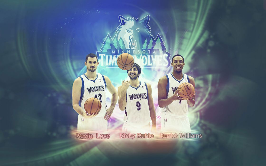 MINNESOTA TIMBERWOLVES nba basketball (4) wallpaper
