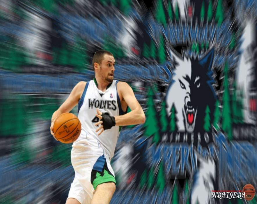MINNESOTA TIMBERWOLVES nba basketball (40) wallpaper
