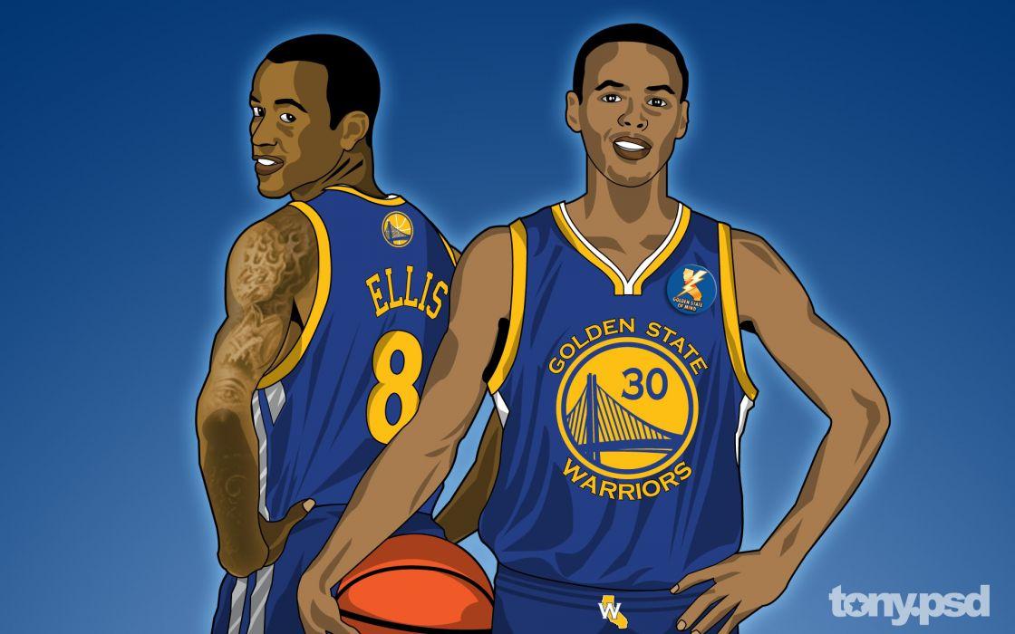 GOLDEN STATE WARRIORS nba basketball (24) wallpaper