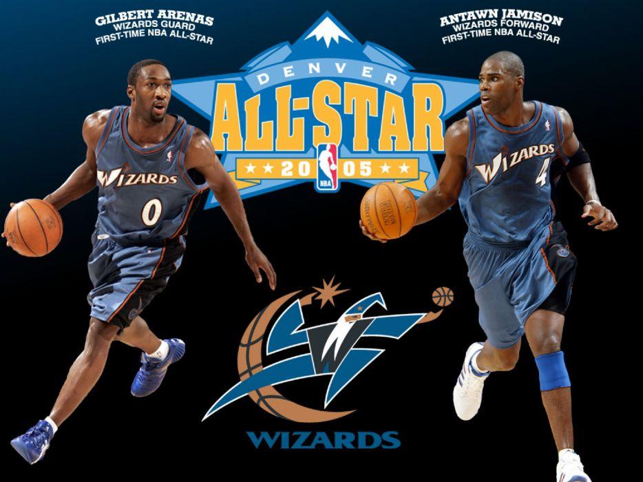 WASHINGTON WIZARDS nba basketball (3) wallpaper