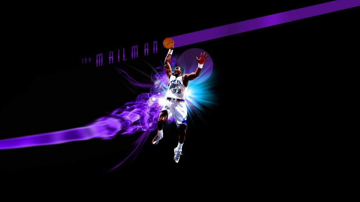 UTAH JAZZ Nba Basketball 7 Wallpaper