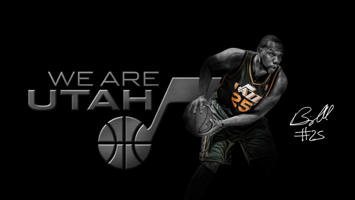 UTAH JAZZ nba basketball (43) wallpaper
