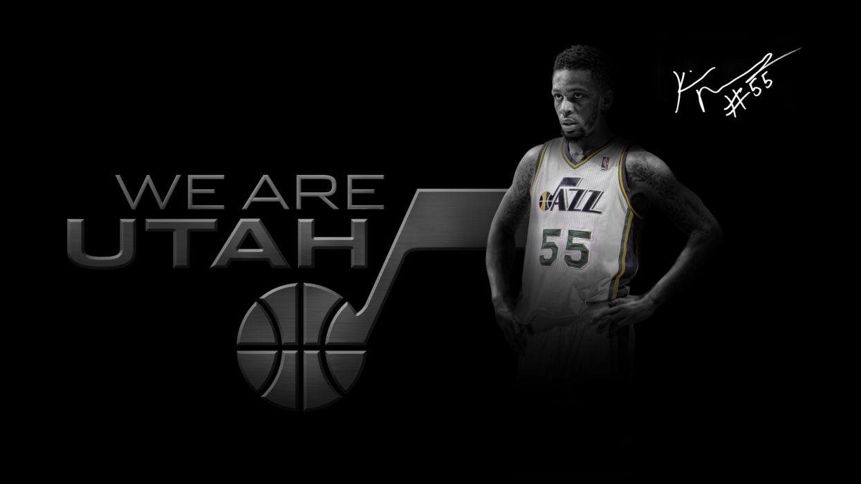 UTAH JAZZ nba basketball (46) wallpaper