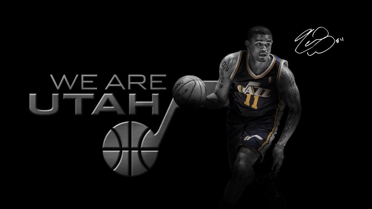 UTAH JAZZ nba basketball (48) wallpaper