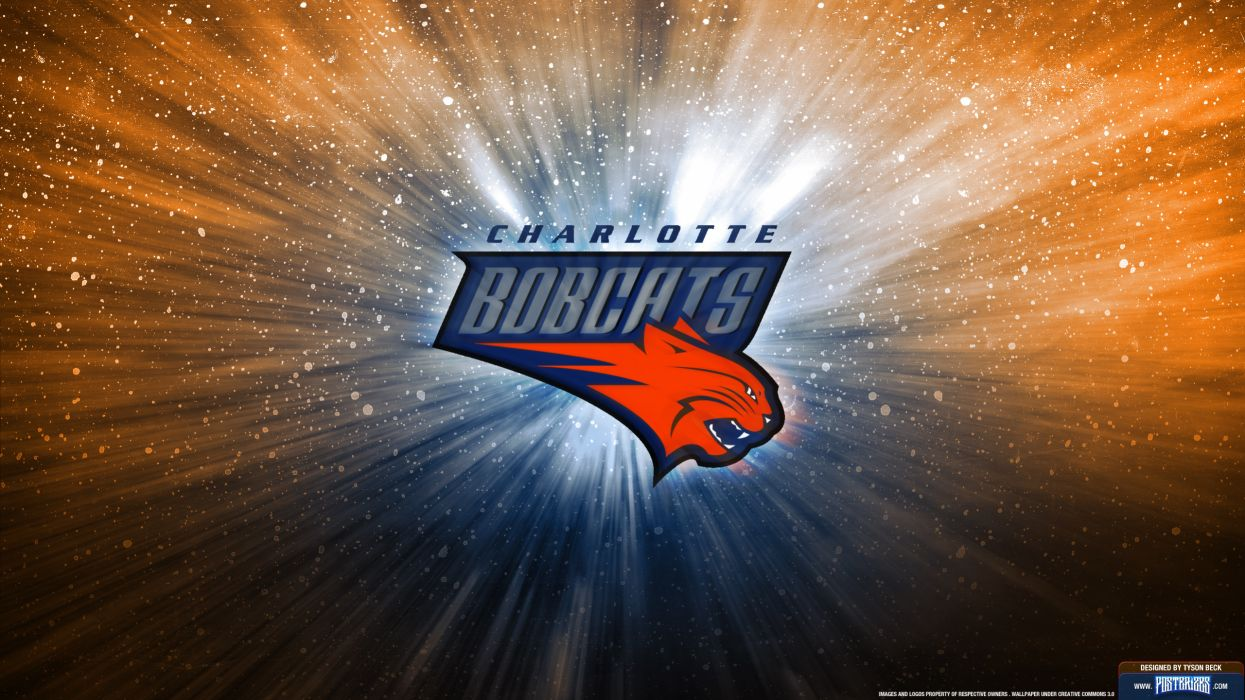 CHARLOTTE BOBCATS nba basketball (18) wallpaper