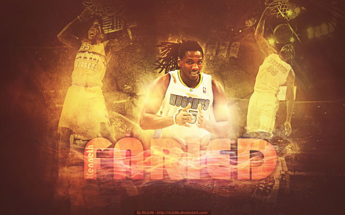 DENVER NUGGETS nba basketball (4) wallpaper