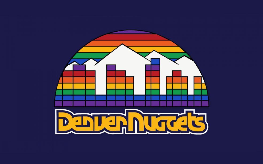 DENVER NUGGETS nba basketball (6) wallpaper