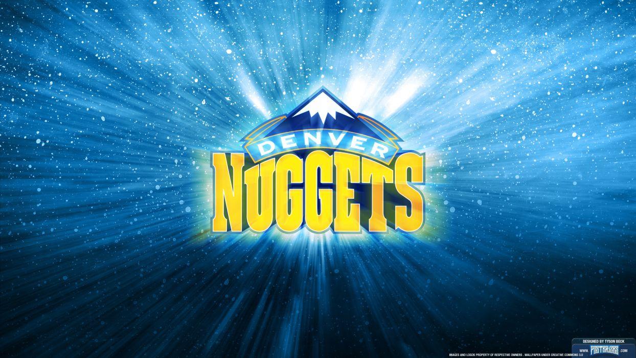 DENVER NUGGETS nba basketball (17) wallpaper
