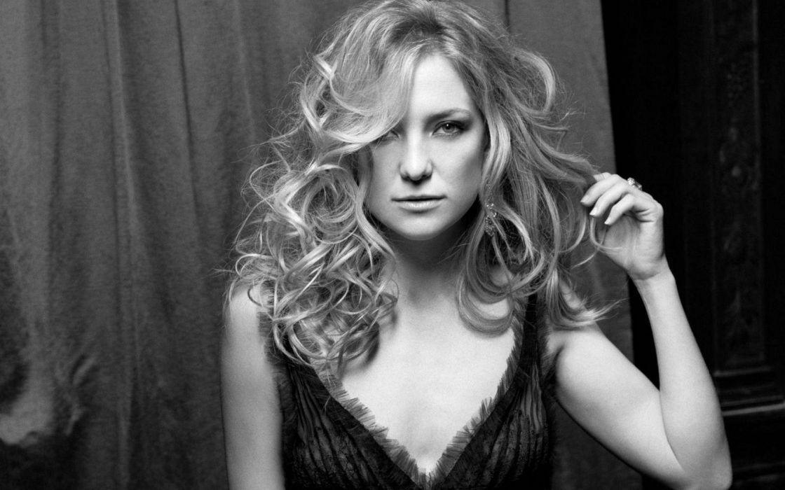blondes women actress models Kate Hudson wallpaper