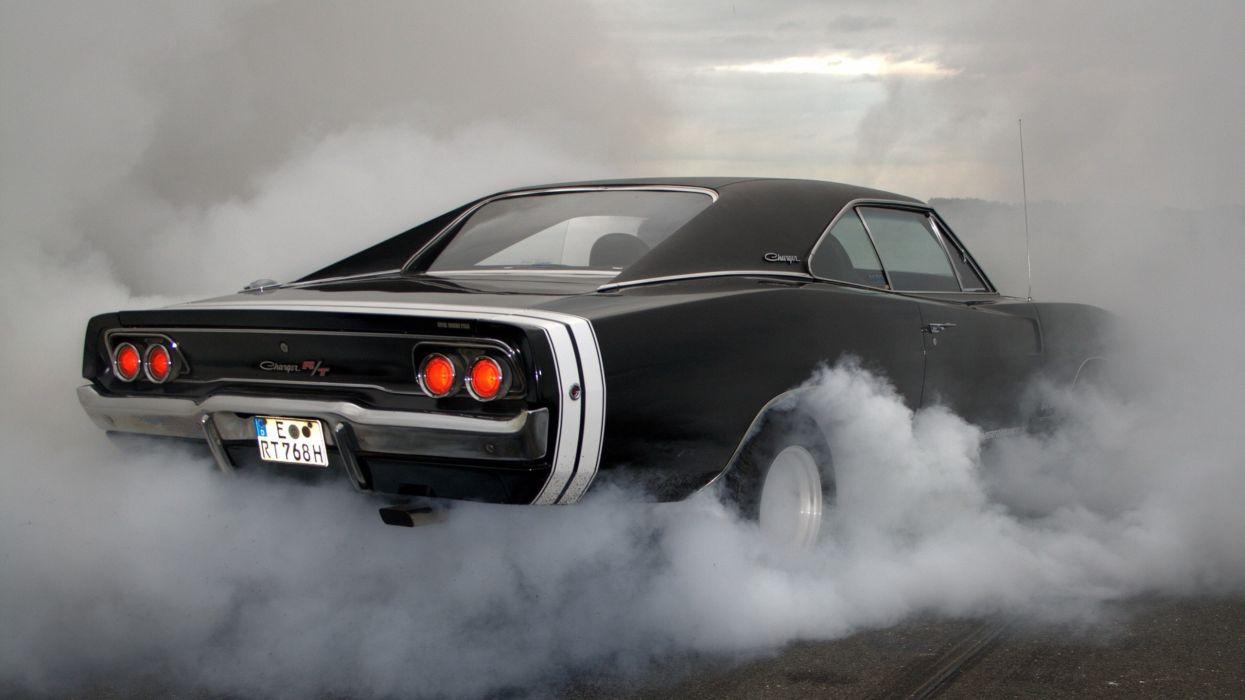 cars Dodge burnout Dodge Charger Dodge Charger RT wallpaper