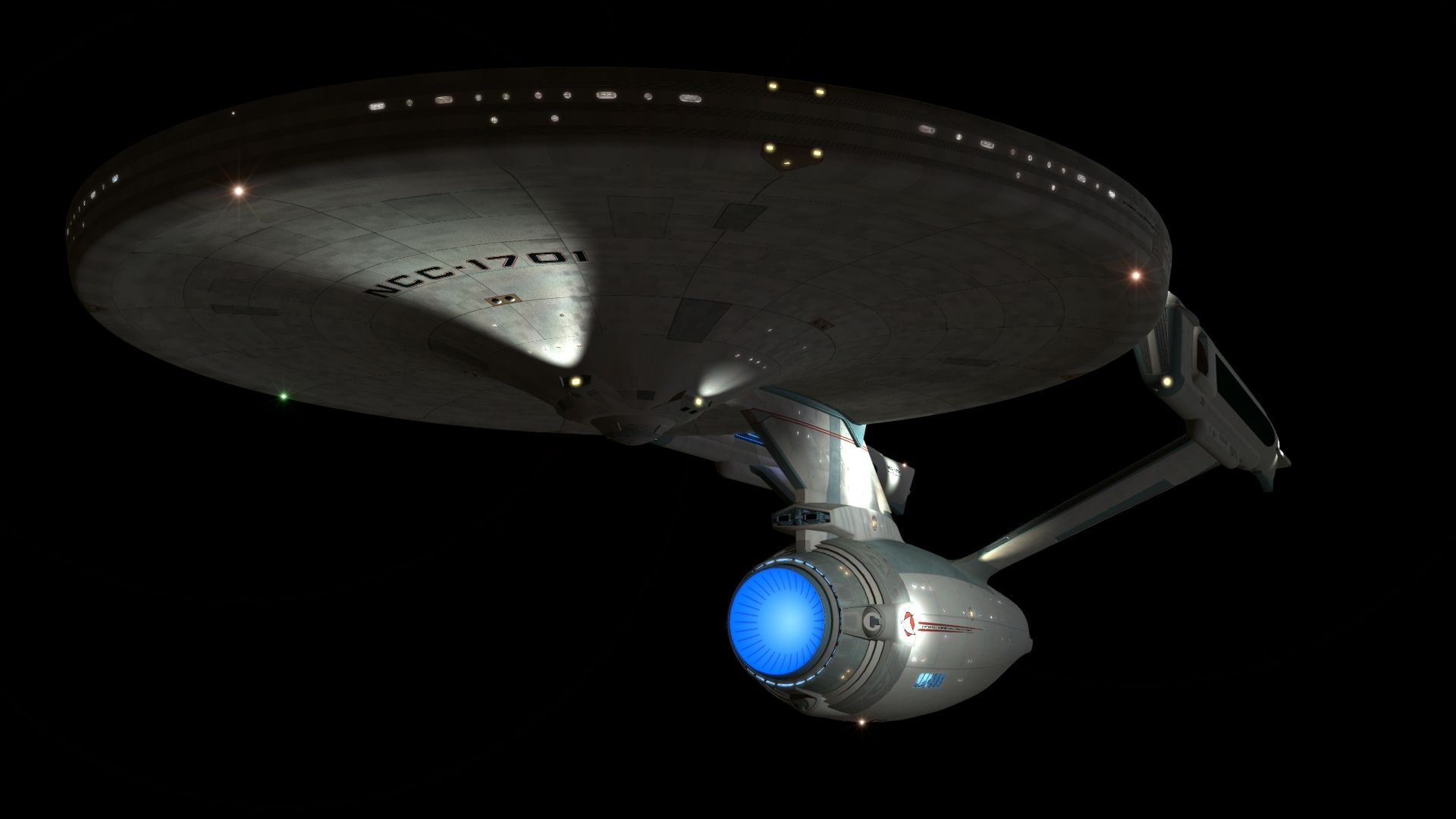 Star Trek USS Enterprise Wallpaper