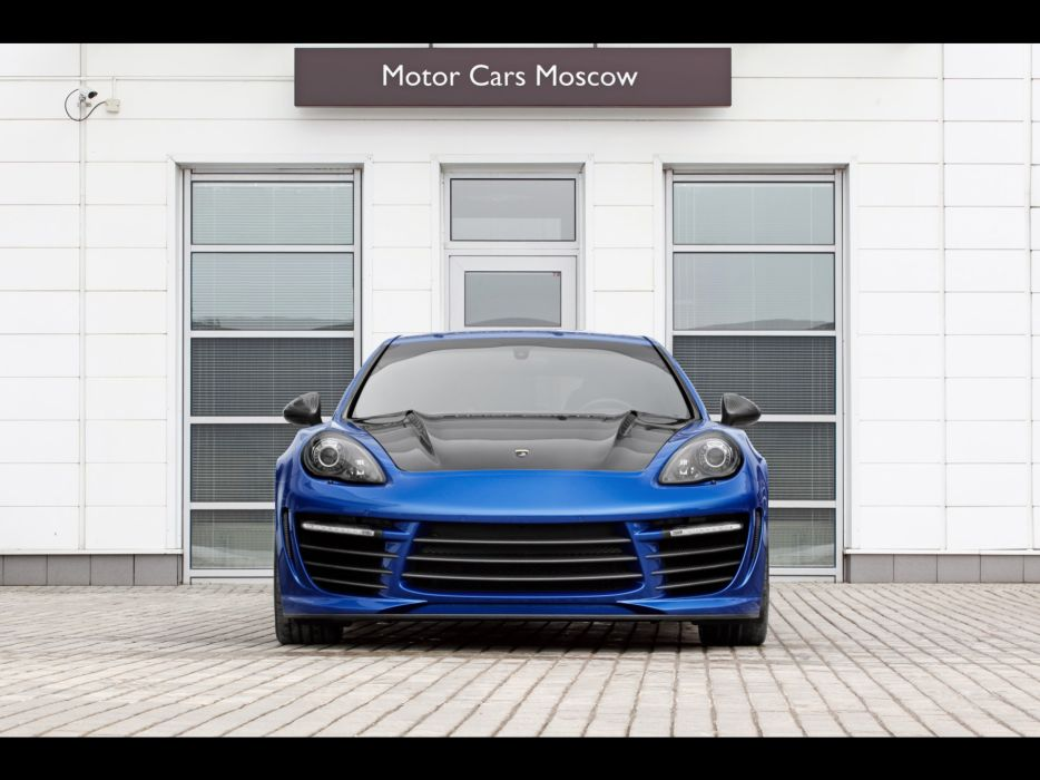 front stingray supercars tuning carbon fiber Porsche Panamera GTR Porche Panamera Stingray GTR wallpaper