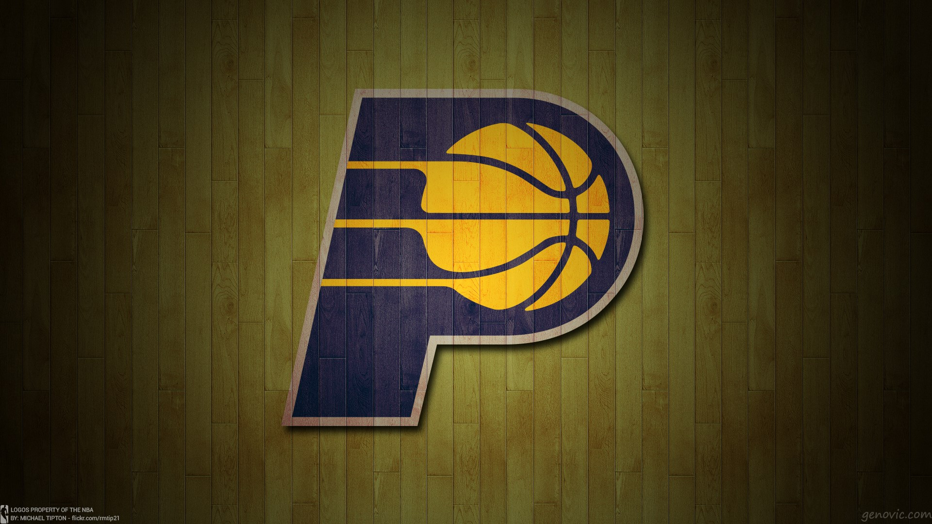 indiana pacers nba basketball 8 wallpaper 1920x1080