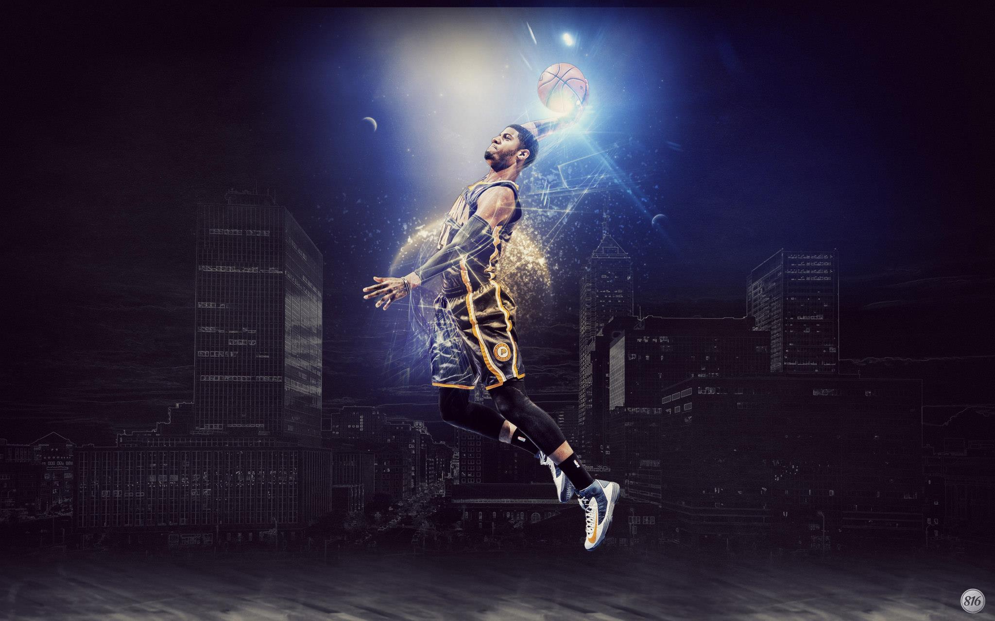 indiana pacers nba basketball 21 wallpaper 2048x1280