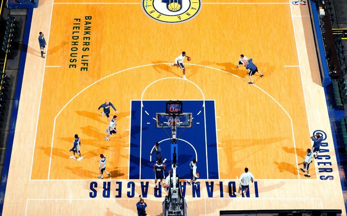 INDIANA PACERS nba basketball (27) wallpaper