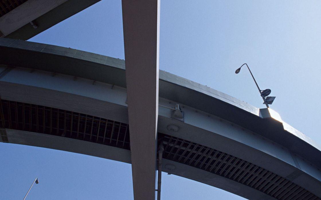 Japan highways concrete cities wallpaper