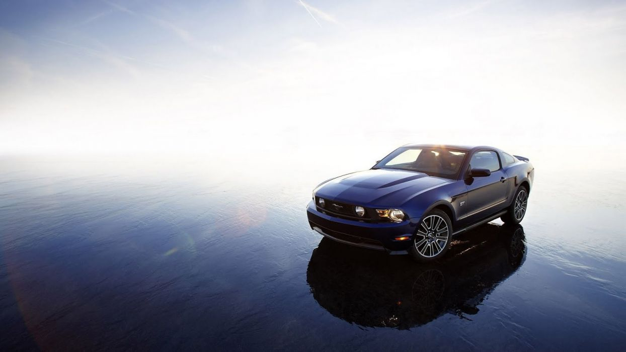 cars vehicles Ford Mustang wallpaper