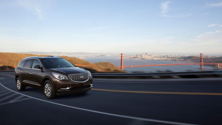 cars Buick Enclave wallpaper