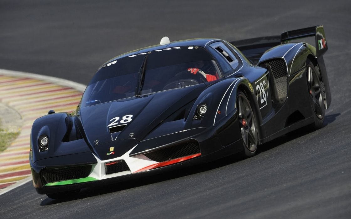 cars Ferrari Ferrari FXX racing cars wallpaper