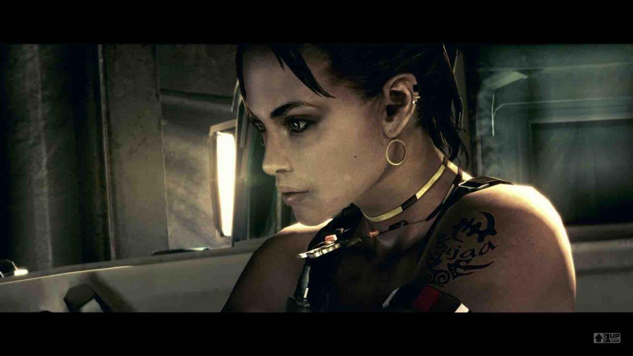 video games Resident Evil Sheva Alomar wallpaper