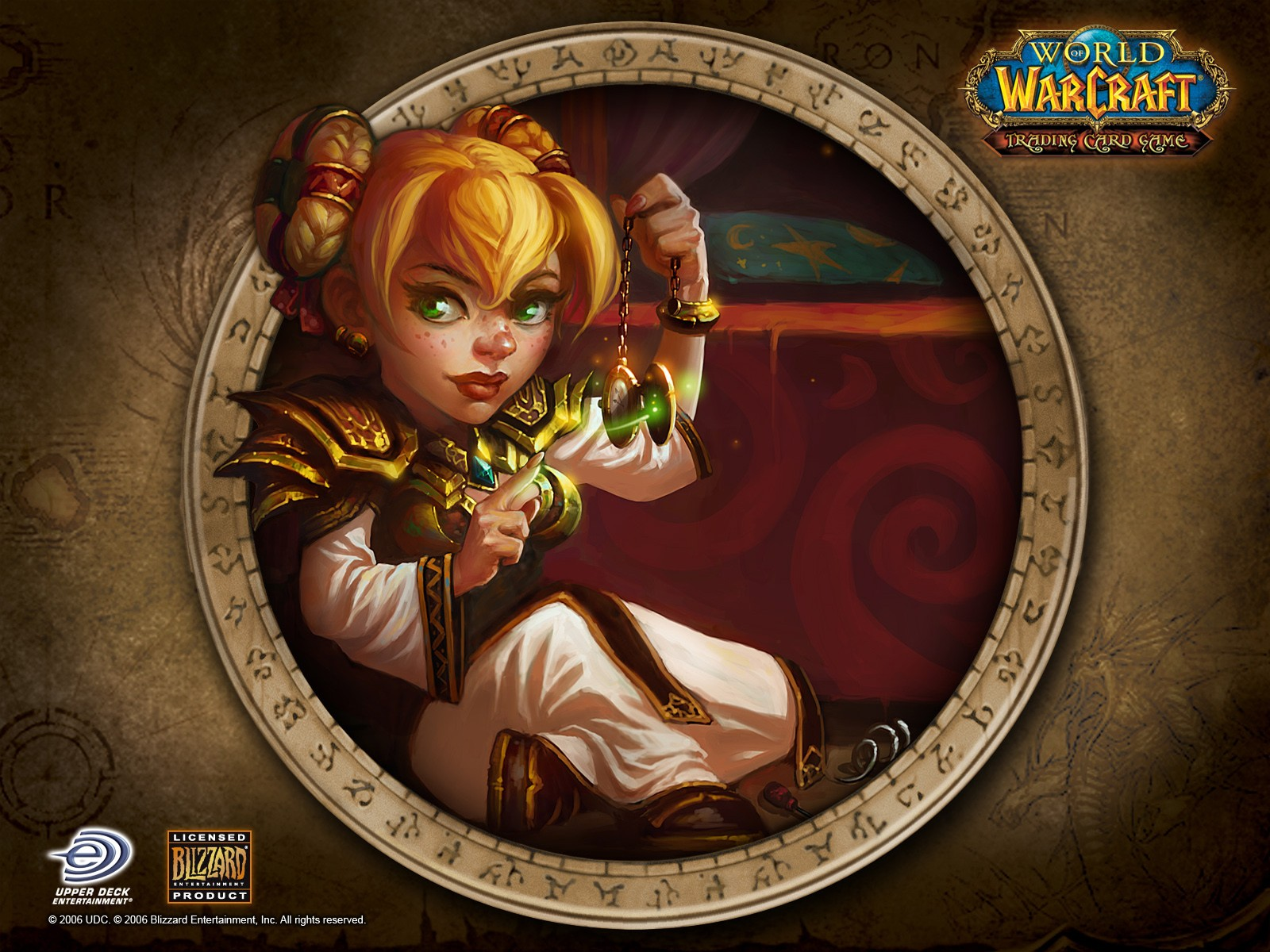 WoW female gnome art naked download