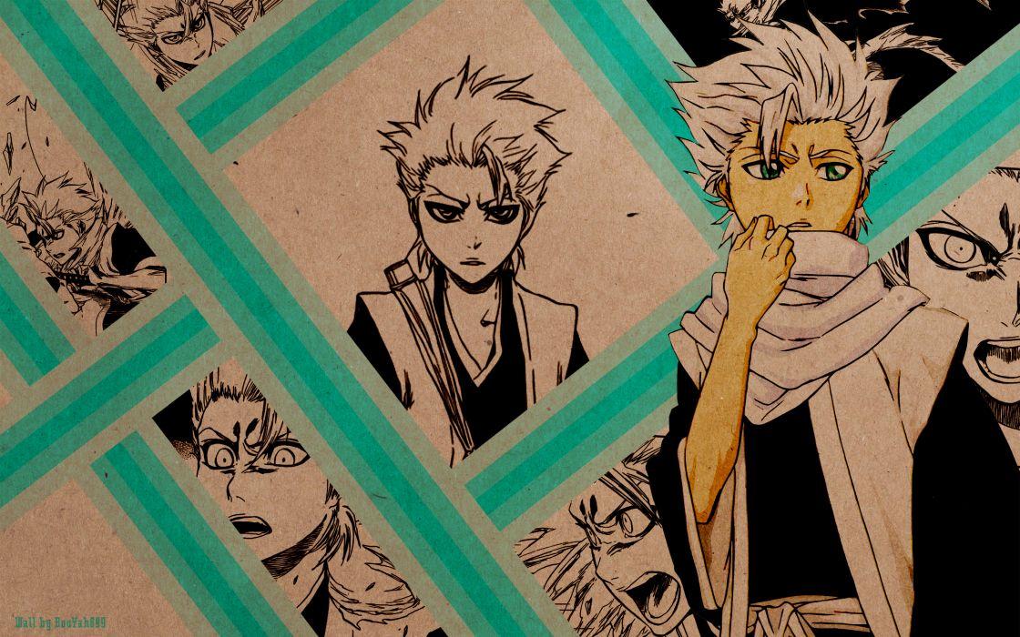 Bleach Hitsugaya Toshiro wallpaper