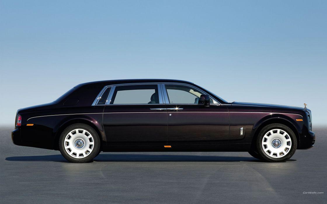ride series Rolls Royce Rolls Royce Phantom wallpaper