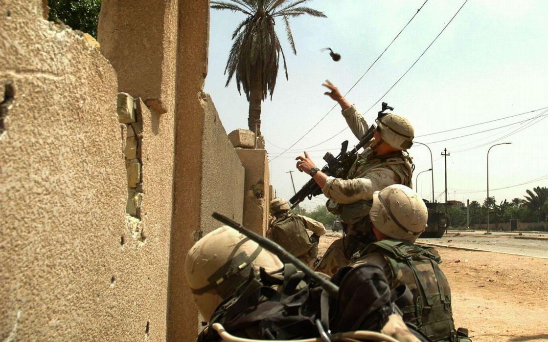 army Iraq US Army Baghdad wallpaper