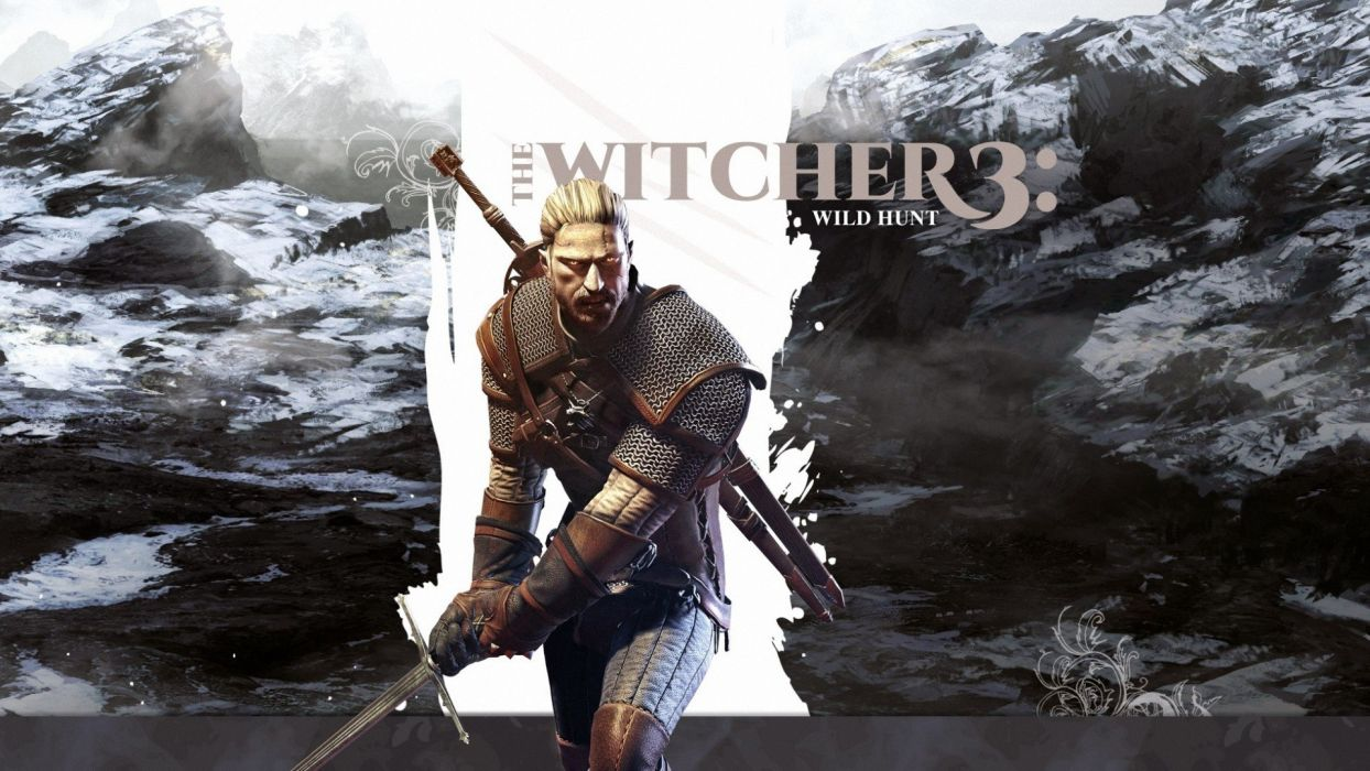 video games RPG The Witcher pc games The Witcher 3: Wild Hunt wallpaper
