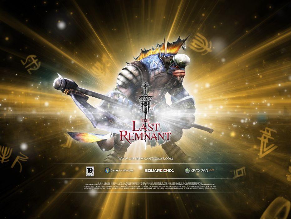 The Last Remnant Square Enix wallpaper