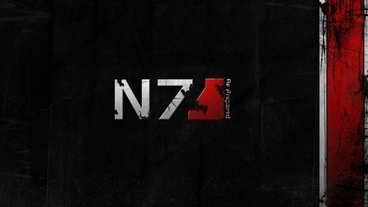 video games black Mass Effect shadows scratches numbers Mass Effect 2 Mass Effect 3 stripes wallpaper