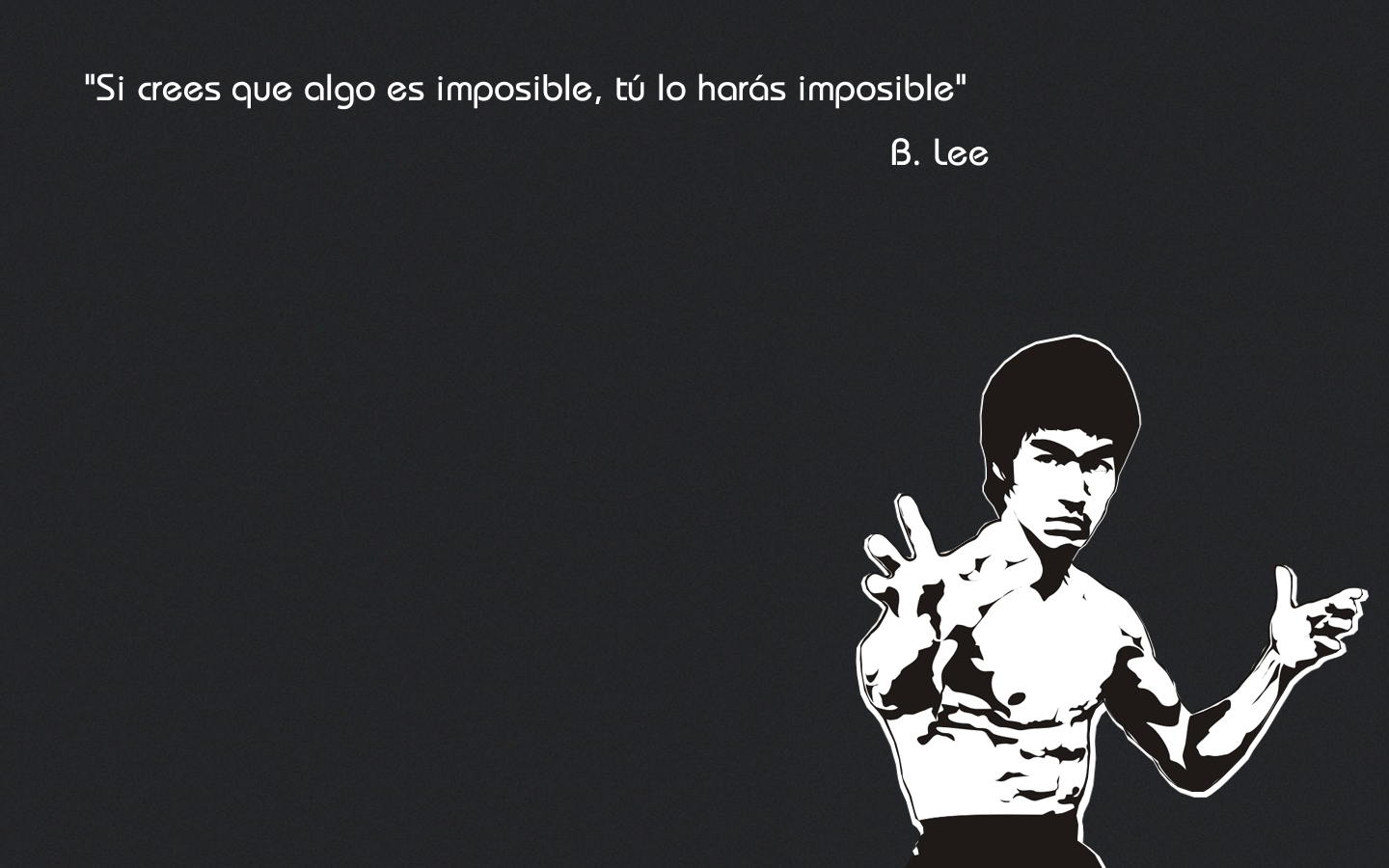 Bruce Lee Quotes Wallpaper. QuotesGram