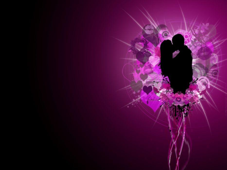 love romantic wallpaper