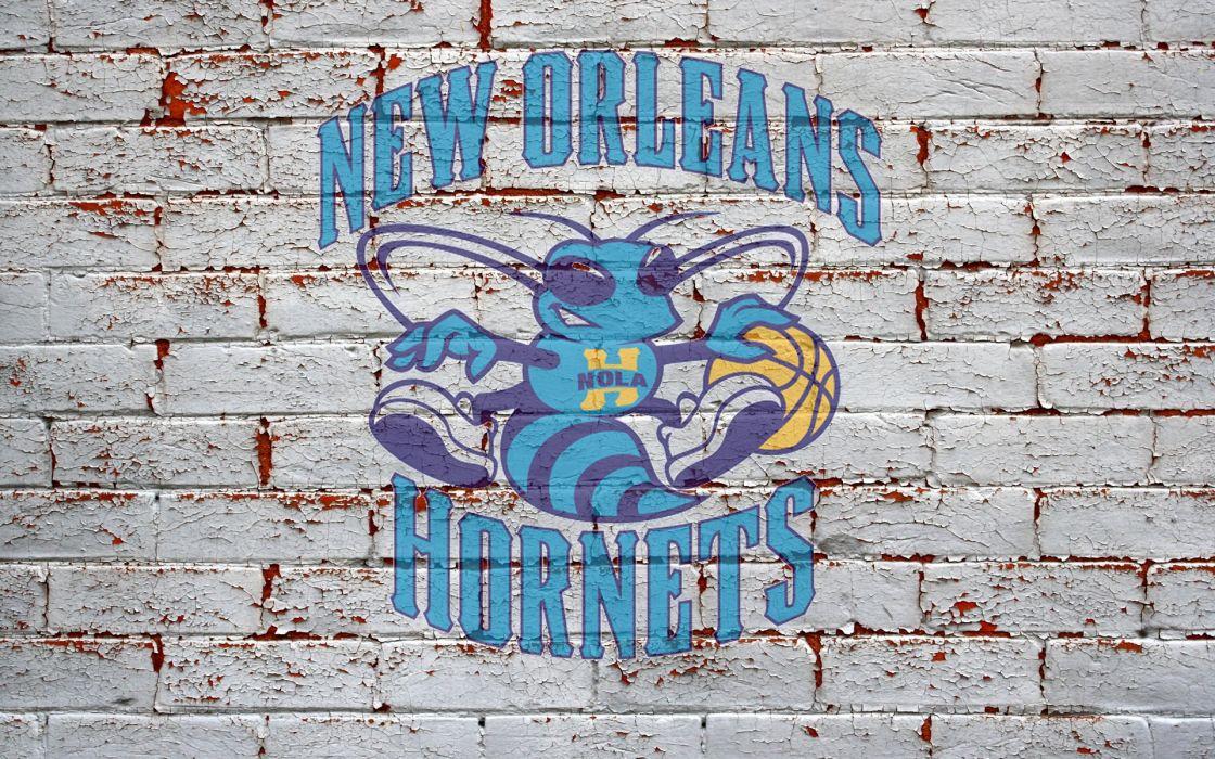 NEW ORLEANS HORNETS pelicans nba basketball (7) wallpaper