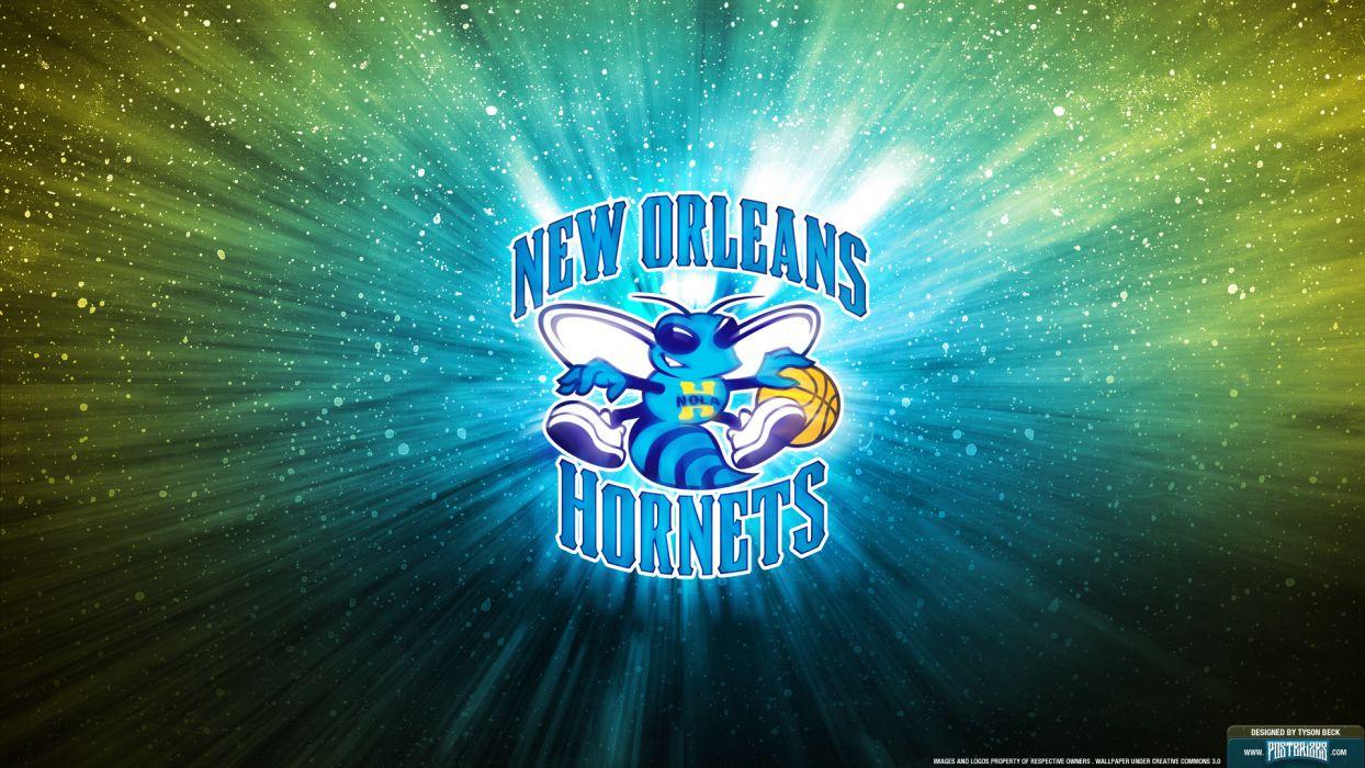 NEW ORLEANS HORNETS pelicans nba basketball (9) wallpaper