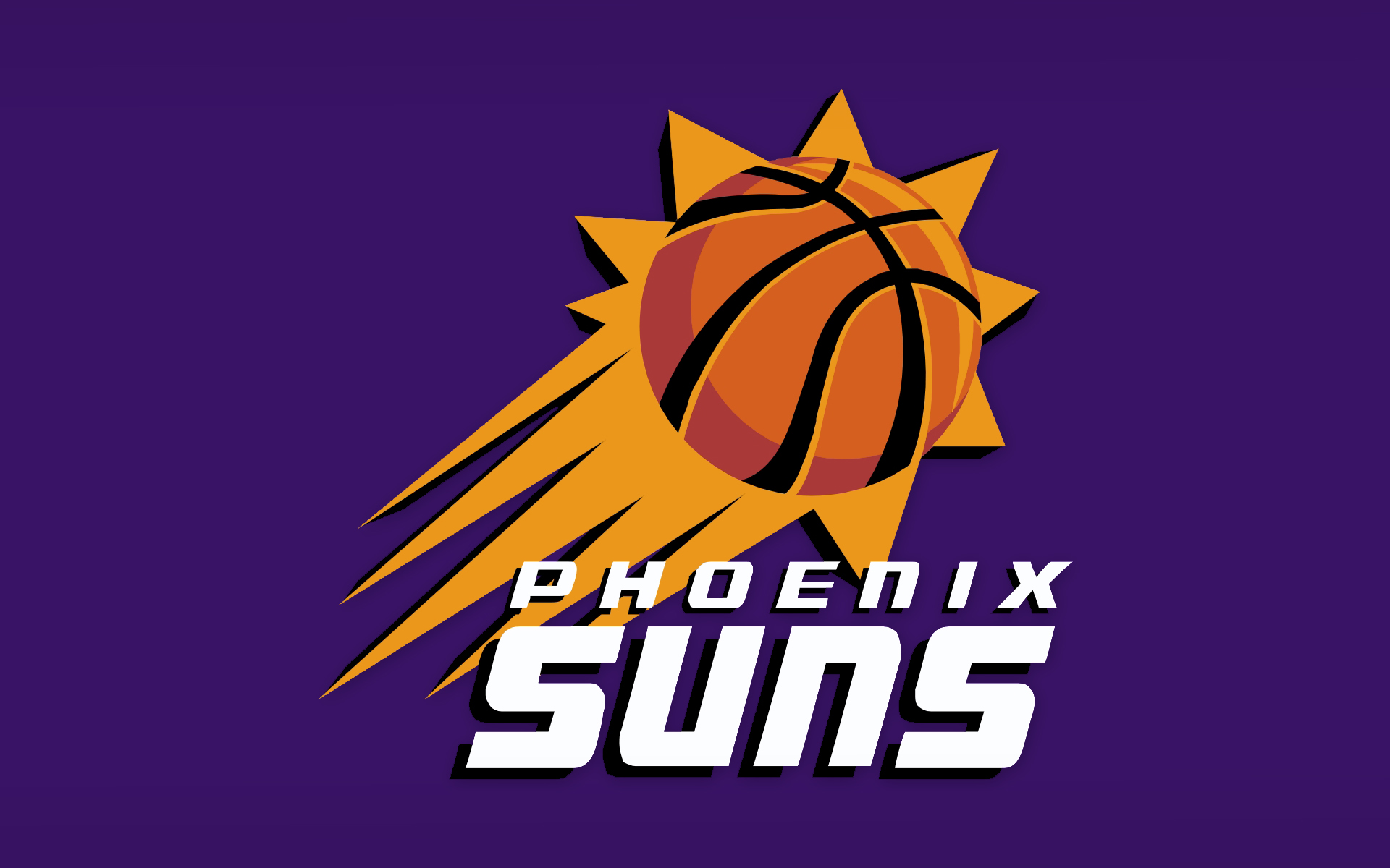 phoenix suns nba basketball 2 wallpaper 1920x1200