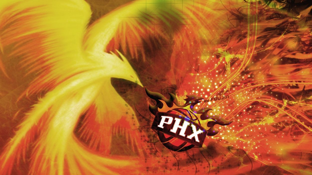 PHOENIX SUNS nba basketball (7) wallpaper