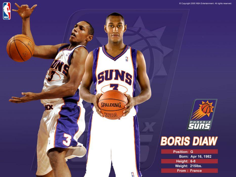 PHOENIX SUNS nba basketball (17) wallpaper