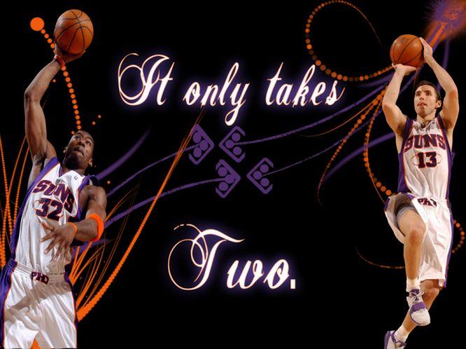 PHOENIX SUNS nba basketball (31) wallpaper