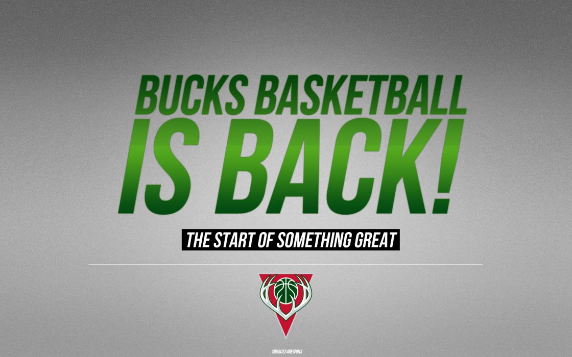 MILWAUKEE BUCKS nba basketball (3) wallpaper