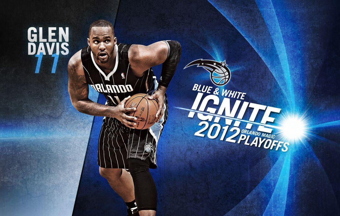 ORLANDO MAGIC nba basketball (21) wallpaper