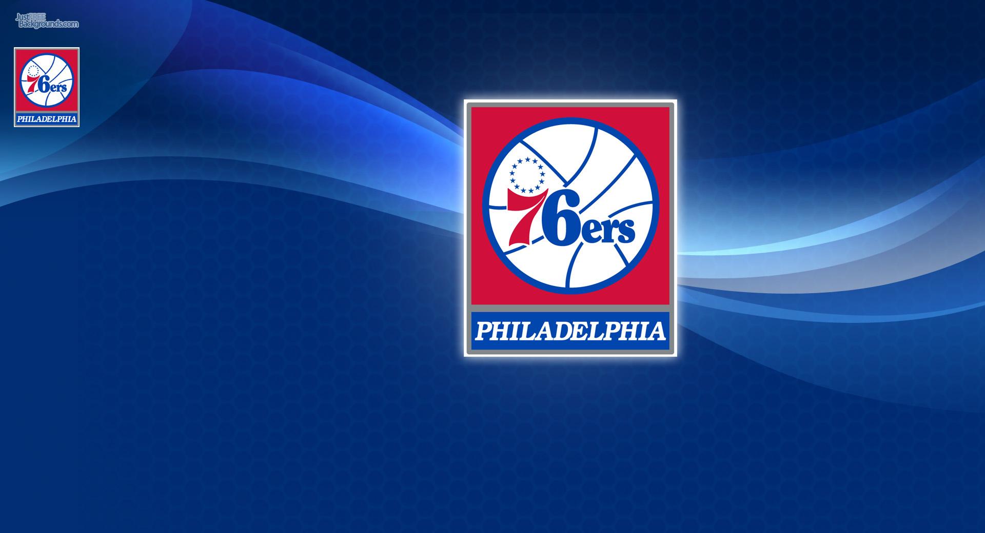 philadelphia 76ers nba basketball 2 wallpaper