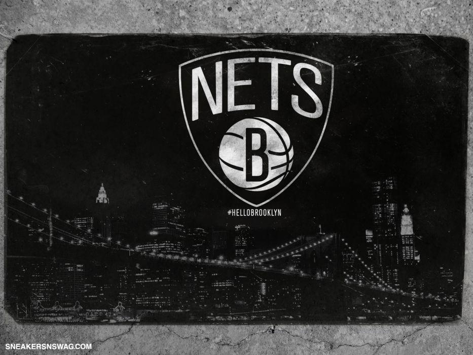 BROOKLYN NETS nba basketball (2) wallpaper