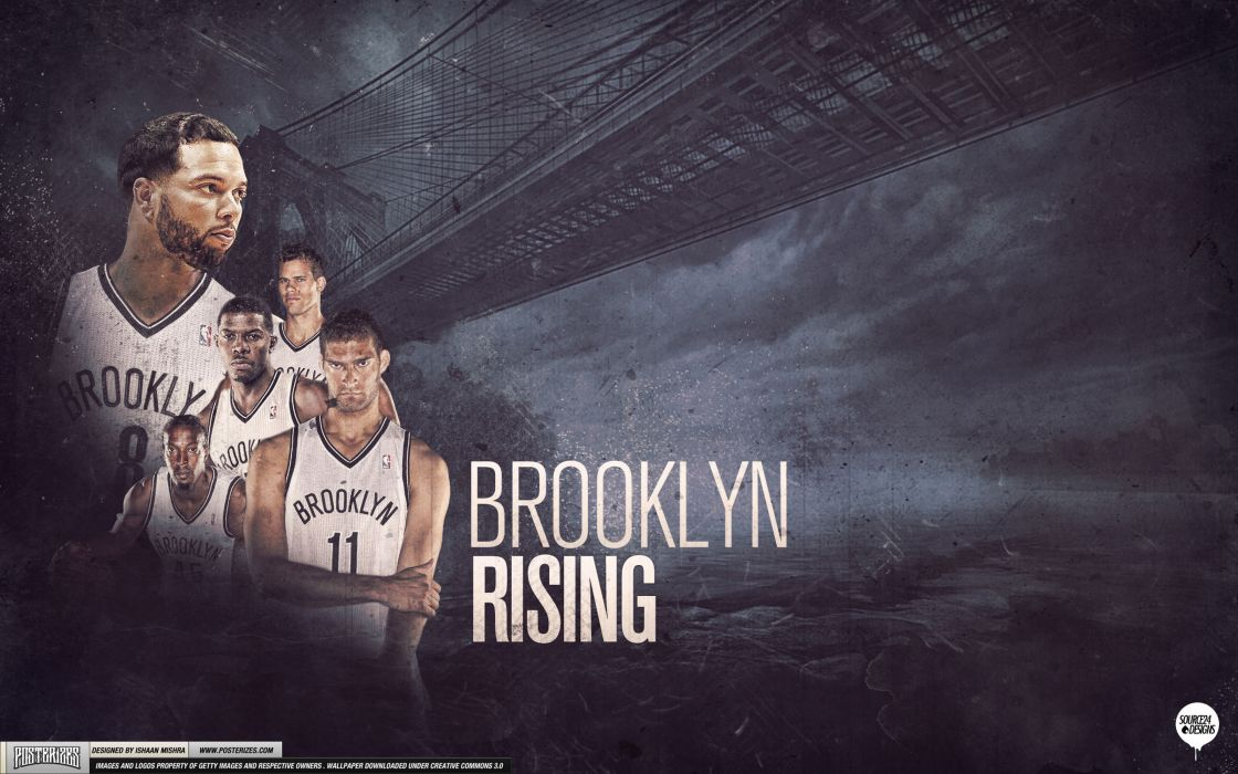 BROOKLYN NETS nba basketball (14) wallpaper