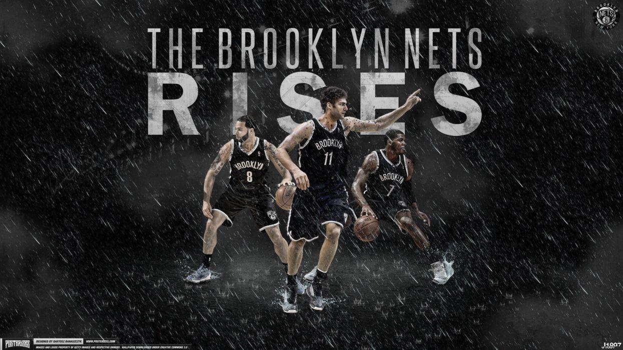 Brooklyn Nets Nba Basketball 15 Wallpaper 2560x1440 227891 Wallpaperup