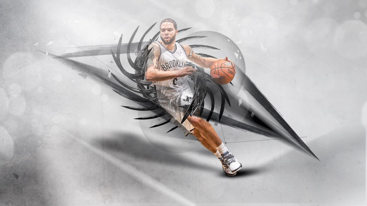 BROOKLYN NETS nba basketball (18) wallpaper