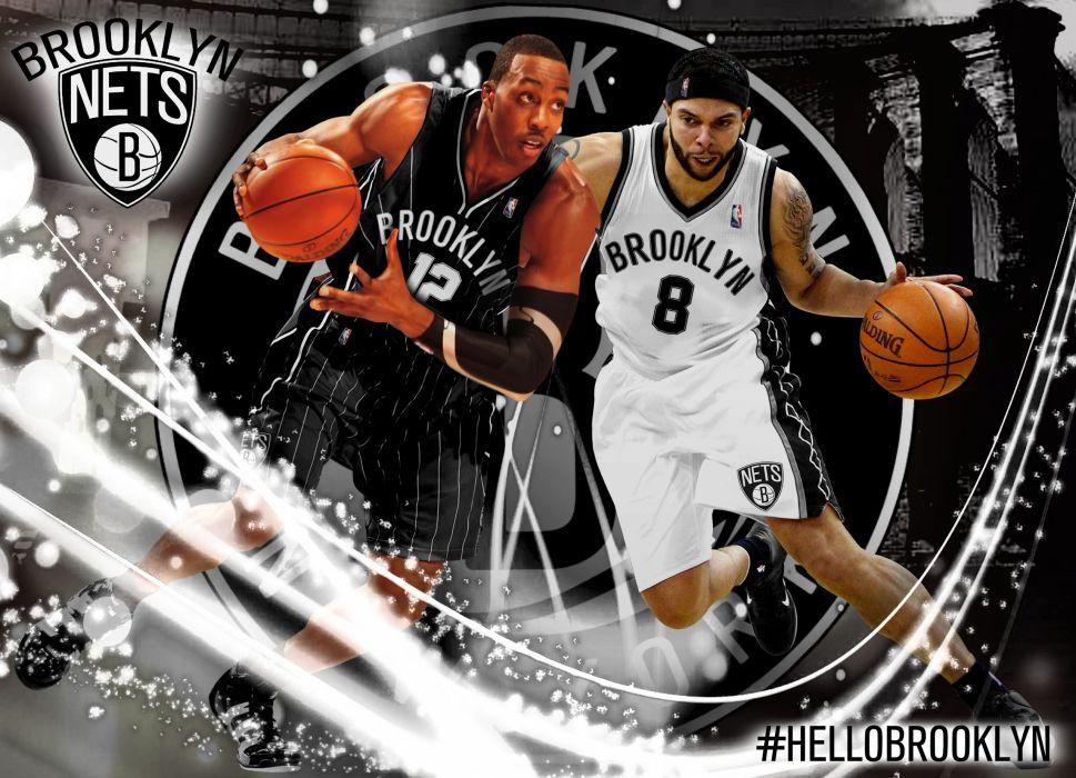 BROOKLYN NETS nba basketball (20) wallpaper