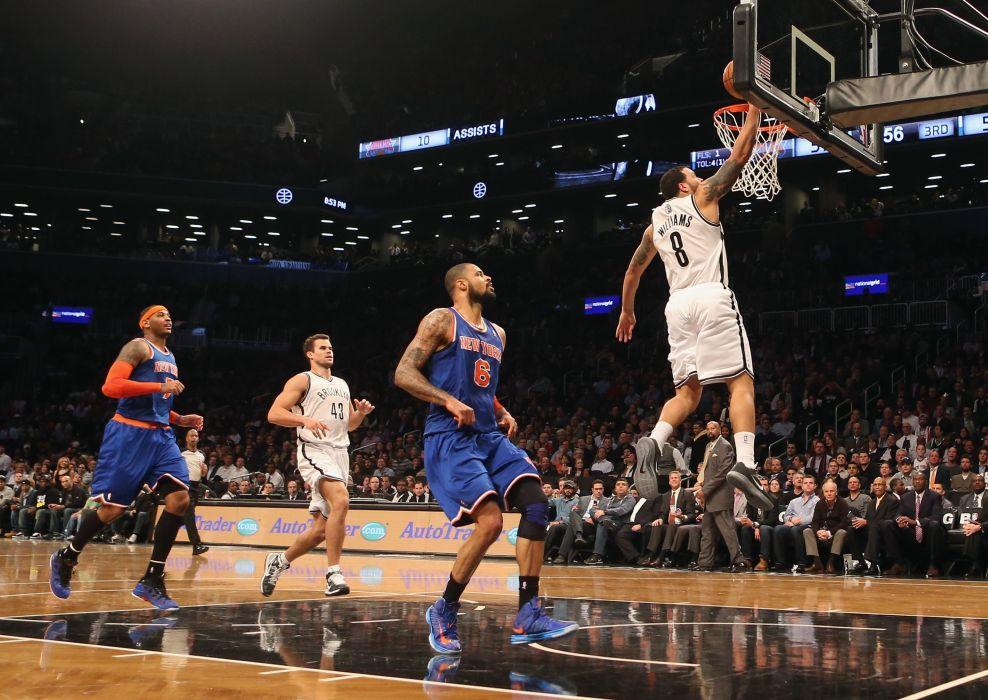 BROOKLYN NETS nba basketball (33) wallpaper