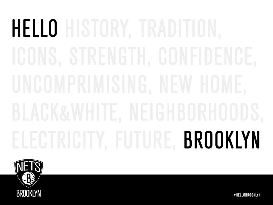 BROOKLYN NETS Nba Basketball 37 Wallpaper